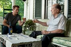 There's no stronger bond than that of a father and son over a glass of bourbon. Only Online, Music Tv, Father And Son, All About Time, Film, My Love, Books, Mens Tops, Movies