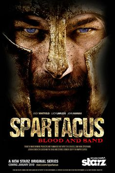 Spartacus is awesome, this season is kinda slow but the first 2 were great