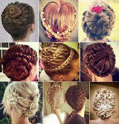 Fun braid ideas