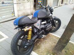 """BMW K75S """" Tre Caffè Psico """" by Good Bike"""