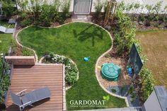Kleiner Garten: Die Gartengestaltung eines kleinen Reihenhausgartens ist oft schwerer als gedacht, da viele Nutzungsansprüche integriert werden müssen.