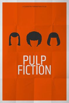 collection of minimalist movie posters