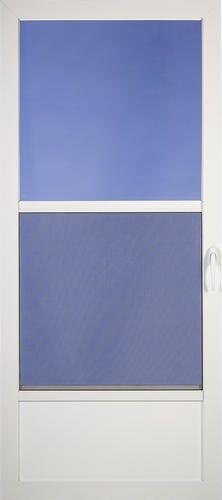Mastercraft Kenton 36 x 80 Steel Ext Door with 14 Sidelites