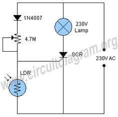 Dark/Light sensor using transistor | BUILD CIRCUIT | Electronics ...