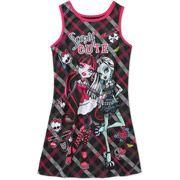Monster High Girls Pajama Nightgown