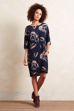 Second Female Thistle Dress - anthropologie.com