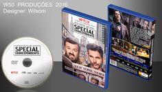 W50 produções mp3: Special Correspondents  -  Lançamento  2016