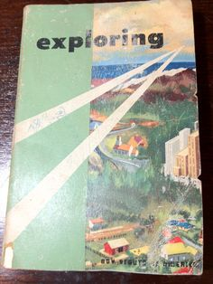 Exploring  Boy Scouts of America 1958 edition by TwistedCopperPC, $10.00