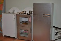 childrens play kitchen from scratch