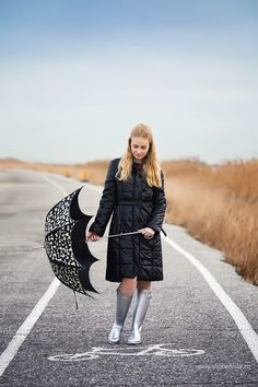 Don't Let Your Umbrella Kill Your Style This Monsoon Season