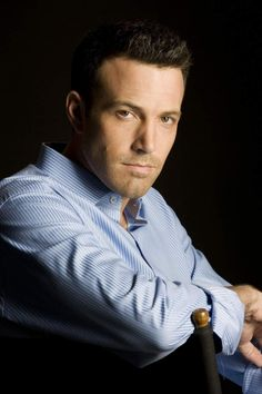 Ben Affleck~ handsome and talented and smart to boot ~