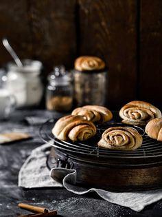 ... cinnamon buns ...