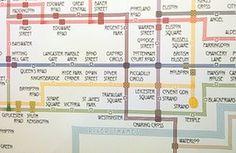 Alt tube maps: Mackintosh tube map