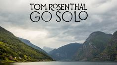 Tom Rosenthal - Go Solo (Official Music Video) Music Songs, Music Videos, Home Song, Richard Wagner, Vinyl Cd, Going Solo, Train Journey, Tour Tickets, Musica