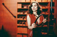 "Nicki Brand ""Deborah Harry"" Videodrome (1983)"