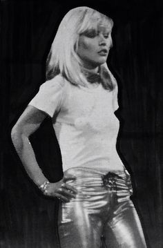 Image result for Debbie harry athenaposter 1978