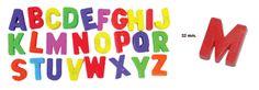 Lettres magnétiques (prendre surtout les versions en minuscules) pour écrire les mots de vocabulaire, phrases simples sur des plaques à biscuits (du magasin 1$)