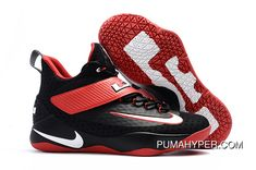 0d50cadb07384 Nike LeBron Soldier 11 Red Black White New Year Deals. Cheap NikeNike Shoes  ...