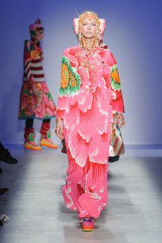 Défilé Manish Arora prêt-à-porter automne-hiver 2014-2015, Paris #PFW #Fashionweek