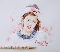 Fan Art of By woony for fans of IU 39587333 Art Sketches, Art Drawings, Cute Mexican Boys, Fandom, Color Pencil Art, People Art, Drawing People, Little Sisters, Korean Singer