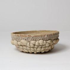 Contemporary Basketry, Terra Cotta, Talia Mukmel