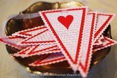 free printable valentine banner