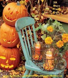 Mason Jar Halloween