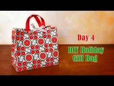 DAY 9 - Dress Up Shirt Wrap The challenge starts on Dec. 11 and goes through Dec. 22 for 12 days. Each day you will learn creative gift wrapping projects usi...