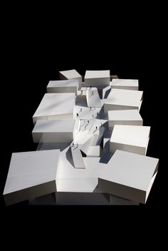 Gallery of Tianjin Elementary School / Vector Architects + CCDI - 12 - Architecture Architecture Concept Diagram, Architecture Graphics, Education Architecture, School Architecture, Contemporary Architecture, Primary School, Elementary Schools, Gropius Bau, School Plan