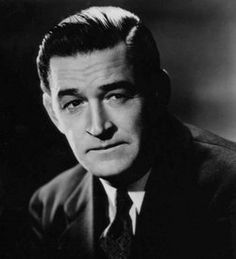 Ted de Corsia (September 29, 1903 – April 11, 1973) was an American radio, film, and television actor best remembered for his role as a gangster who turned state's evidence in the 1951 film, The Enforcer (1951). In radio, he voiced roles on The March of Time, The Shadow, and Mike Hammer.
