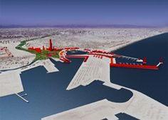 Valencia del Mar: il progetto di Nouvel, Riba e Tomás