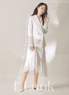 Shin Hye Sun looks amazing in a pictorial for Look, check it out! Korean Actresses, Actors & Actresses, Kpop Fashion, Fashion Outfits, Golden Life, Kdrama Actors, Best Actress, Wings, Sun