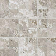 """2""""x2"""" Beige Mosaics - Montecelio High Definition #Porcelain #Tile www.anatoliatile.com"""