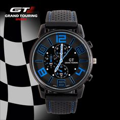 F1 Racing Sports Grand Touring GT Men's Quartz  Watch Military Watches Army Wristwatch Women Watches #>=#>=#>=#>=#> Click on the pin to check out discount price, color, size, shipping, etc. Save and like it!