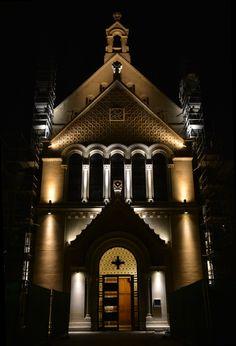 Chapelle de l'hôpital St Joseph, Paris – Aubin Ribeyron