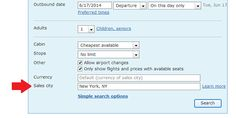 cheapest airline tickets website