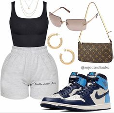 Swag Outfits For Girls, Boujee Outfits, Cute Lazy Outfits, Teenage Girl Outfits, Cute Casual Outfits, Teenager Outfits, Girly Outfits, Dope Outfits, Stylish Outfits