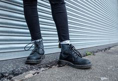 The 101 Boot in Black.