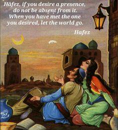 Hafiz Quotes, Rumi Love, Appreciation, Ocean, Joy, Sayings, Lyrics, Glee, The Ocean