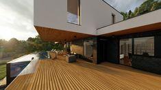 HAUS FCS | AL Architekt Outdoor Decor, Home Decor, New Construction, Architecture, Homes, Decoration Home, Room Decor, Interior Decorating