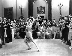 love silent movies! (Joan Crawford in Our Dancing Daughters 1928)