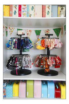 The Dolly Wardrobe Closet