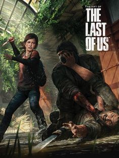 The Art of The Last of Us Hardcover Book $30