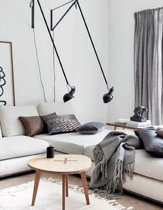 scandinavian home design room design interior Living Room Scandinavian, Scandinavian Interior, Scandinavian Style, Nordic Living, Nordic Style, Living Room Inspiration, Interior Design Inspiration, Style Inspiration, Home Living Room