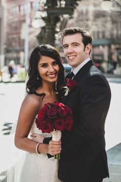 Indian girl marrying white man