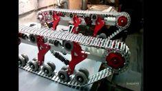 X'TRA 2 передняя подвеска Tank Design, Box Design, Snow Vehicles, Go Kart Plans, Rc Cars And Trucks, Rc Tank, Bug Out Vehicle, Mechanical Design, Metal Fabrication