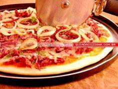 Receita de Pizza nortista