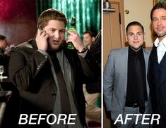 Jonah Hill Weight Loss Before and After CoolSculpting is a great new way to shed extra body fat.