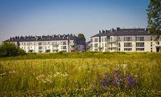 Male Blonia Estate, #Warszewo - #Szczecin, #Poland