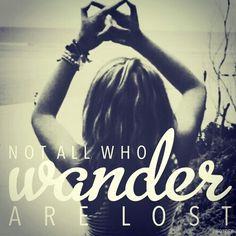 wander .